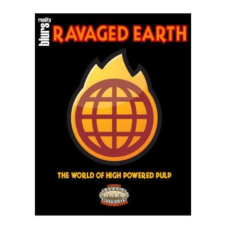 Savage Worlds: Ravaged Earth