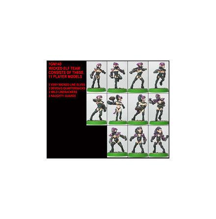 WICKED ELF GRIDIRON TEAM (11)