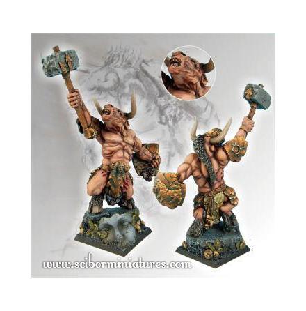 Minotaur Warrior #1
