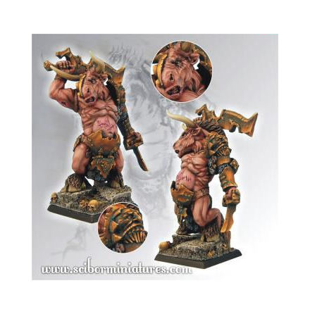 Minotaur Warrior #2