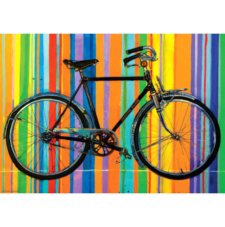 Bike Art, Freedom Deluxe 1000 pieces