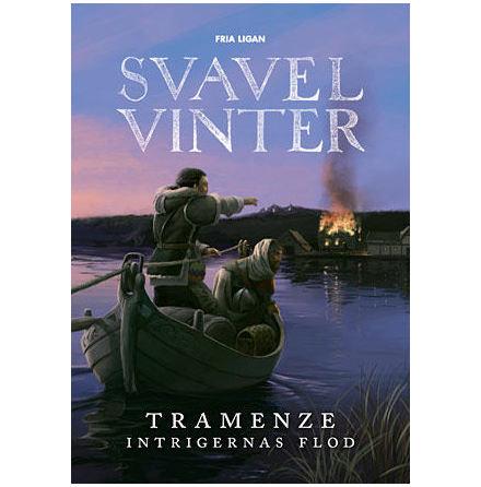 Tramenze - Intrigernas flod (modul till Svavelvinter)