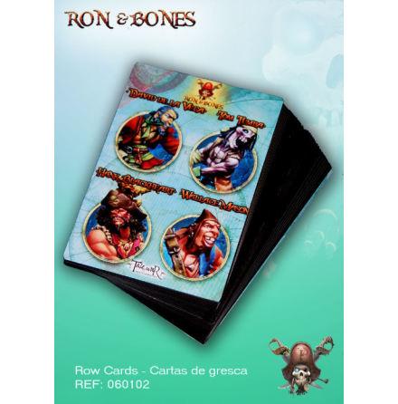 Ron & Bones: Kit de cartas 2 R&B (060006-09)