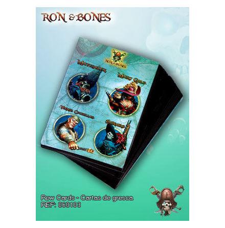 Ron & Bones: Kit de cartas 3 R&B (060010-13)