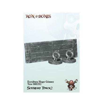 Ron & Bones: Kit de escenografia 2