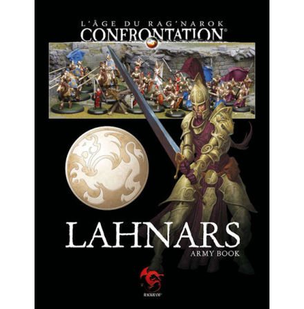 Army Book: Lahnar  (Lion Army) - ENGLISH EDITION (Wave 8)