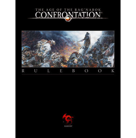 Confrontation: The Age of the Rag´narok- RULEBOOK