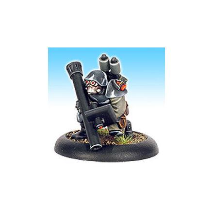 Colonial Marine Bazooka Team