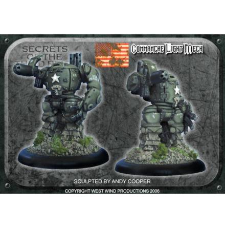 US Battle Suit 50 Cal HMG ´´Comanche´´