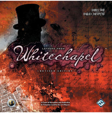 Letters from Whitechapel - Revised ed