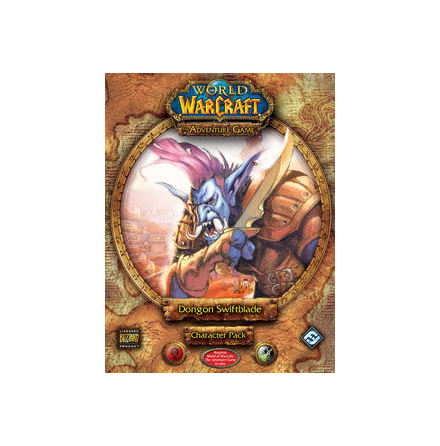World of Warcraft: The Adventure Game - Character Pack Dongon Swiftblade