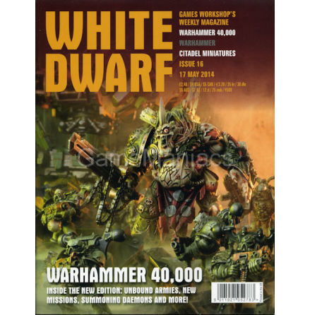WHITE DWARF Weekly Issue 16 2014