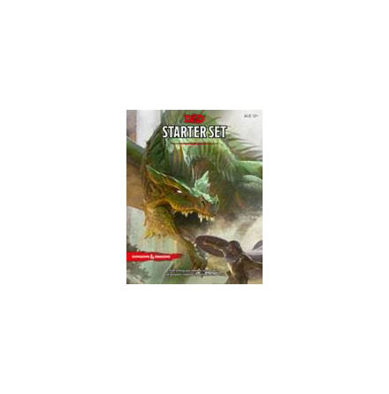 D&D 5th ed: Starter Set