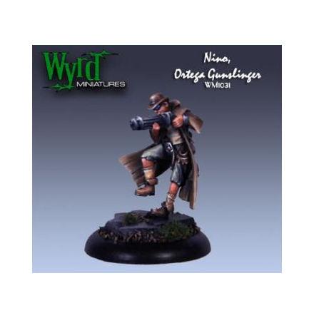 Nino; Ortega Gunslinger - Neverborn Hunter