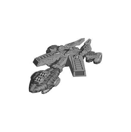 Kharadorn Rerroarak Class Battle Carrier (1/pack)
