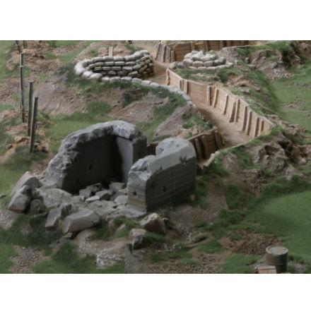 Bunker 13 - destroyed