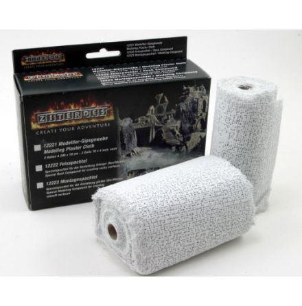 Modelling Plaster Cloth