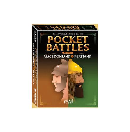 Pocket Battles 3: Macedonians vs. Persians