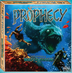 Prophecy Exp 2: Water Realm