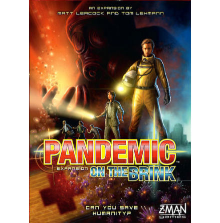 Pandemic : On the brink (2013 English ed)
