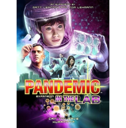 Pandemic (2013 ed) In the lab expansion