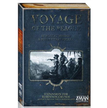 Robinson Crusoe: Voyage of the Beagle
