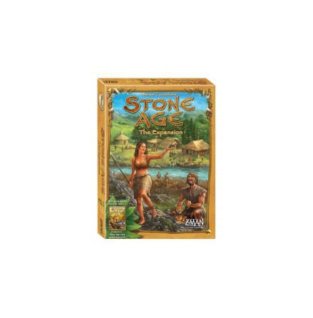 Stone Age - The Expansion (Scand)