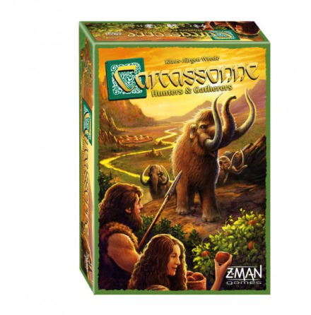 Carcassonne Hunters & Gatherers (2.0)