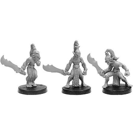 ORC RAIDERS set 1 (3)