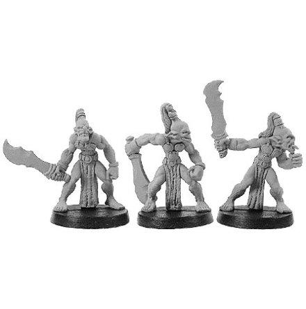 ORC RAIDERS SET 2 (3 per förpackning)