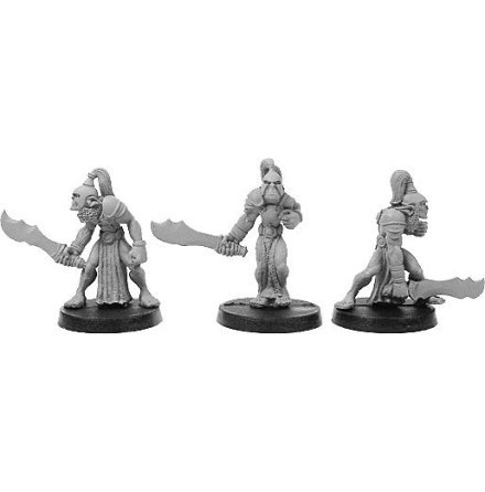 ORC RAIDERS SET 3 (3 figurer)