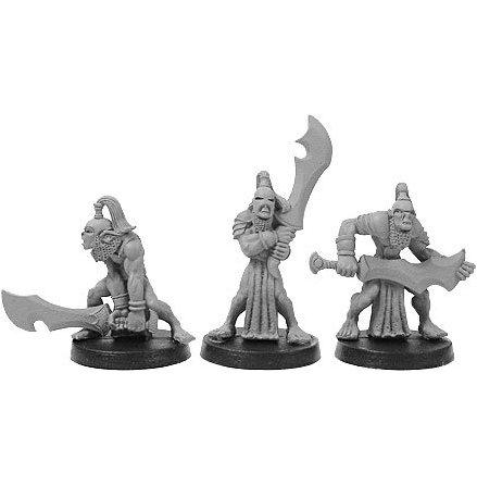 ORC MAULERS SET 2 (3 figurer)