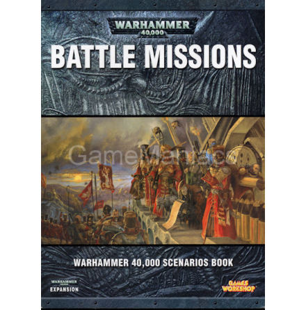 Warhammer 40,000 Expansion: Battle Missions (OBS! UTGÅENDE VERSION)