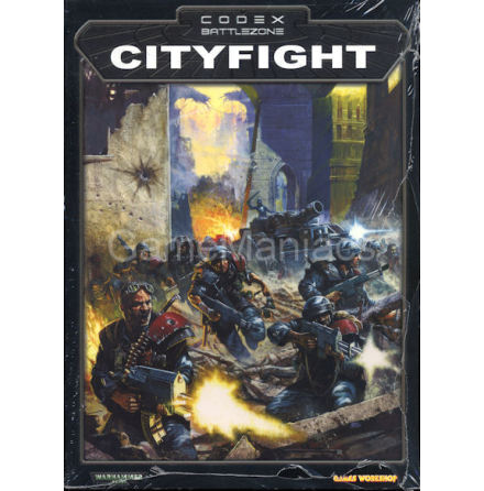 40K CITY FIGHT RULEBOOK