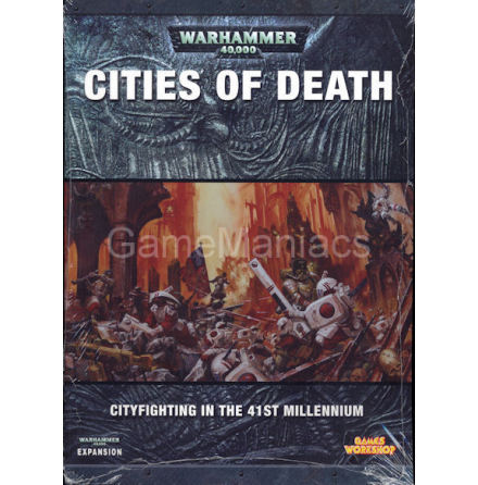 40K EXPANSION: CITIES OF DEATH Rulebook
