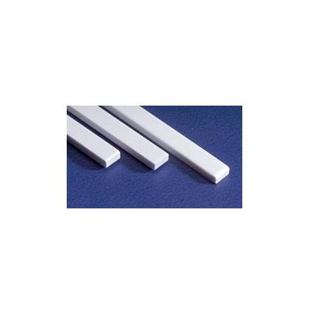 PLASTICARD REMSOR - 1.09x1.09 mm 350 mm längd (10)