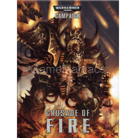 WARHAMMER 40K CRUSADE OF FIRE (ENG) - LIMITED