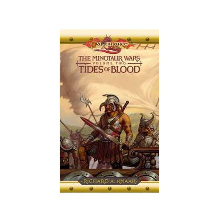 TIDES OF BLOOD: The Minotaur Wars, Volume Two (DragonLance Novel)