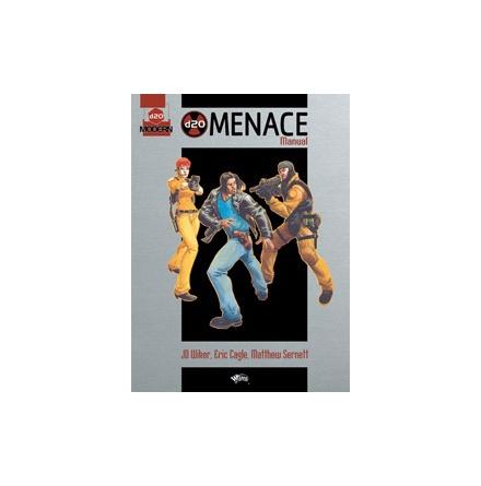 D20 MODERN: MENACE MANUAL (Hardback)