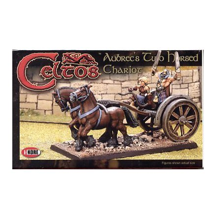 AUBREC´S TWO-HORSED CHARIOT (1 set)