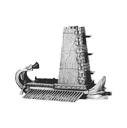 Hellenistic siege towers with bolt & stone throwers (1)