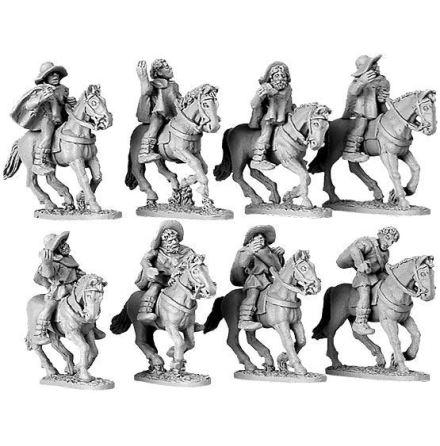Thessalian Light Cavalry (4)