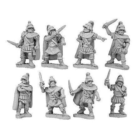 Theban Generals & Officers (8)