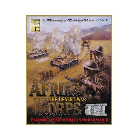 PANZER GRENADIER: AFRIKA KORPS - The Desert War