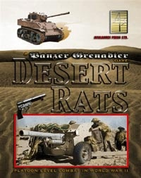 PANZER GRENADIER: DESERT RATS
