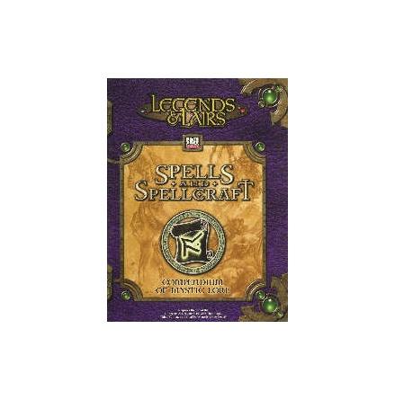 D20 LEGENDS & LAIRS: SPELLS & SPELLCRAFT (Sourcebook) (Hardback)