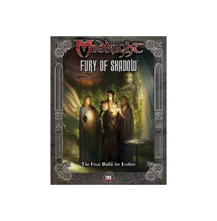 D20 MIDNIGHT: FURY OF SHADOW (Boxed Set)