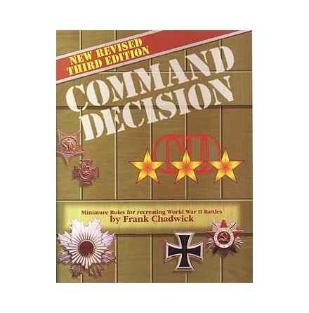 COMMAND DECISION 3RD EDITION
