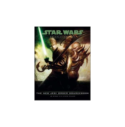 STAR WARS RPG: NEW JEDI ORDER SOURCEBOOK  (Äldre version - utgående)