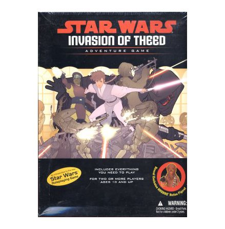 STAR WARS RPG: INVASION OF THEED (Äldre version - utgående)